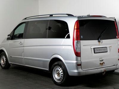 brugt Mercedes Viano 2,2 CDi Trend aut.