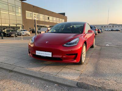 brugt Tesla Model 3 60 el EL Plus 306HK 5d Aut.