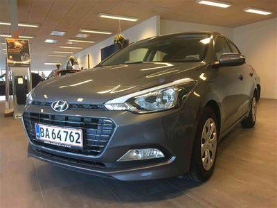 brugt Hyundai i20 1,0 T-GDI Life Plus 100HK 5d