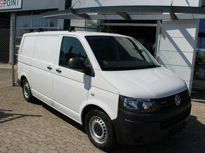 usado VW Transporter 2,0 TDi 114 Kassev. kort BM
