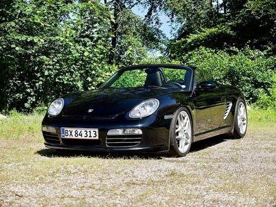 used Porsche Boxster S 3,2 Tiptr. 280HK Cabr. Aut.