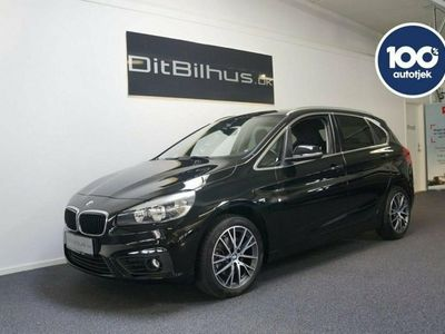 gebraucht BMW 218 Active Tourer i 1,5 Advantage