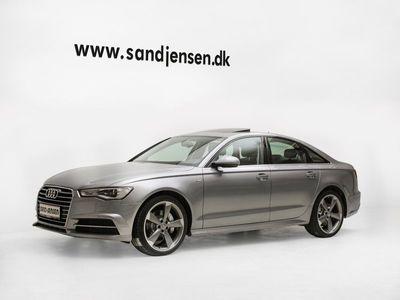 brugt Audi A6 3,0 TDi 218 S-line S-tr.