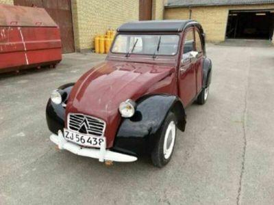 brugt Citroën 2CV 1962