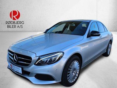 brugt Mercedes C220 d 2,2 Avantgarde aut. 4-M