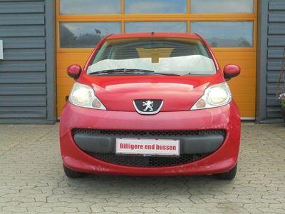 gebraucht Peugeot 107 1,0 Trendy