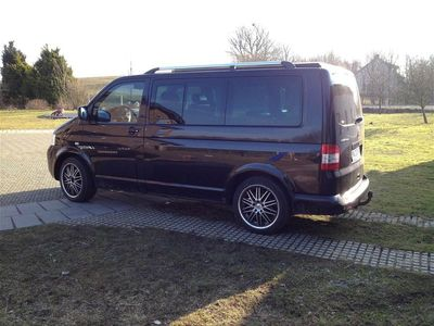brugt VW Multivan 2,5 TDI 130HK