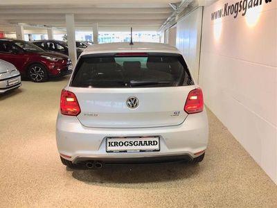 brugt VW Polo 1,4 TSI BMT ACT BlueGT DSG 150HK 5d 7g Aut.