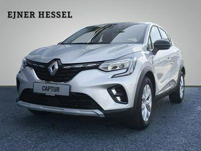 brugt Renault Captur 1,6 E-TECH Hessel Edition 160HK 5d