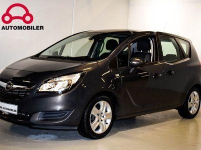 brugt Opel Meriva 1,6 CDTi 110 Enjoy