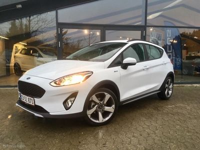 gebraucht Ford Fiesta 1,0 EcoBoost Active I Start/Stop 100HK 5d 6g