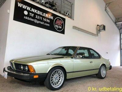 brugt BMW 630 6-serie E24 CS