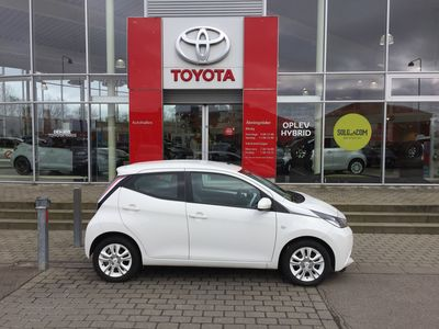brugt Toyota Aygo 1,0 VVT-I X-Pure 69HK 5d