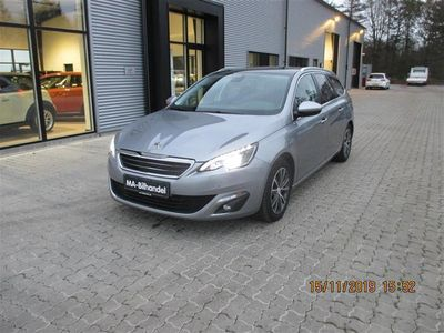 brugt Peugeot 308 SW 2,0 BlueHDi Allure EAT6 150HK Stc 6g Aut.
