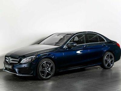 usado Mercedes C200 2,0 AMG Line aut.