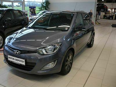 brugt Hyundai i20 1,25 Classic XTR+