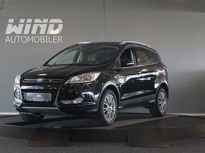 used Ford Kuga 2,0 TDCi DPF Titanium 4WD Powershift 140HK 5d 6g Aut.