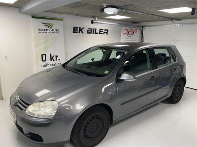 brugt VW Golf 1,6 Trendline 102HK 5d