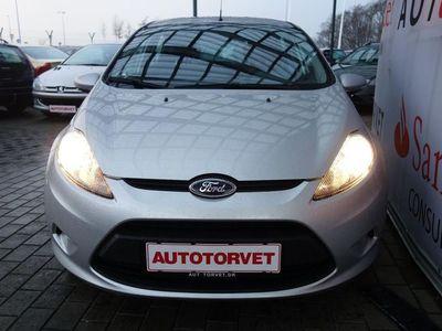 brugt Ford Fiesta 1,4 TDCi DPF Trend 68HK 5d