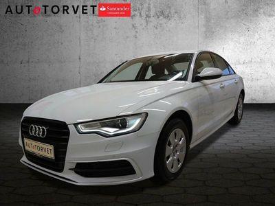 brugt Audi A6 3,0 TDi 204 Multitr.