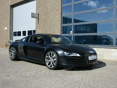 brugt Audi R8 Coupé R8 Coupe 5.2 FSI V10 - 525 hk quattro R tronic 5.2 FSI V10 - 525 hk quattro R tronic