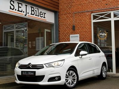 brugt Citroën C4 1,6 BlueHDi Feel EAT6 Van 120HK aut 5d