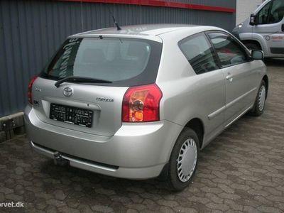 brugt Toyota Corolla 1,4 Linea Luna 97HK 3d