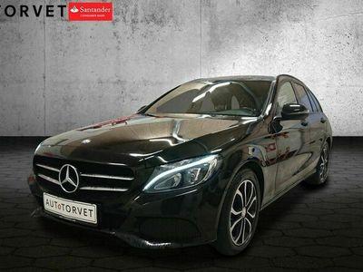 brugt Mercedes C200 d 2,2 Avantgarde stc. aut.