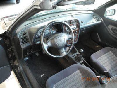 brugt Peugeot 306 Cabriolet 2,0 121HK