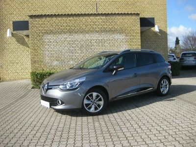 brugt Renault Clio IV 1,5 dCi 75 Limited ST