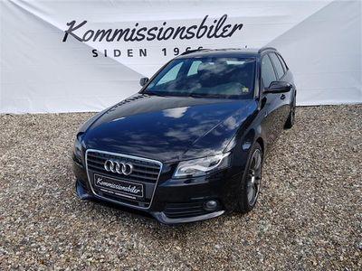 brugt Audi A4 Avant 2,7 TDI DPF 190HK Stc 6g