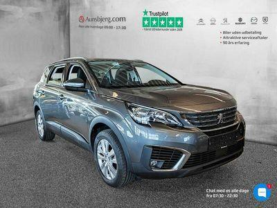 brugt Peugeot 5008 1,2 e-THP Active 130HK 5d