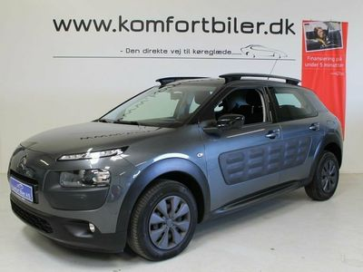 used Citroën C4 Cactus 1,6 BlueHDi 100 Feel