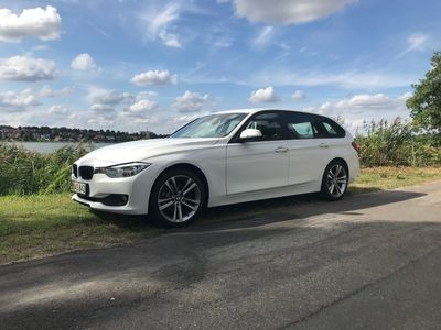 brugt BMW 316 d Touring Van