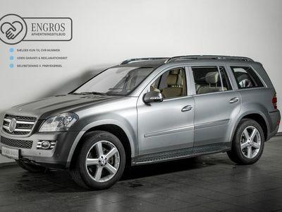 brugt Mercedes GL420 4,0 CDi aut. 4-M
