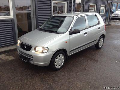 brugt Suzuki Alto 1,1