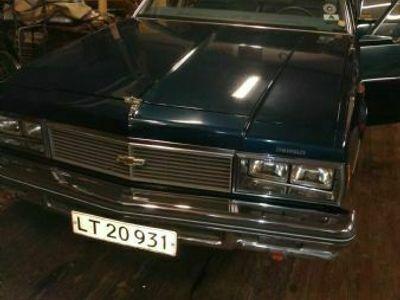 brugt Chevrolet Impala Chevrolet Impala