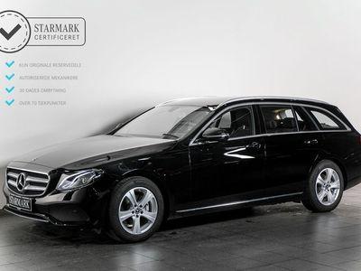 brugt Mercedes E220 2,0 Avantgarde st.car aut.