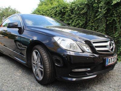 brugt Mercedes E350 0 CDI BlueEfficiency 265HK 2d 7g Aut.