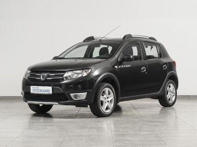 brugt Dacia Sandero 0,9 Tce Stepway Start/Stop 90HK 5d