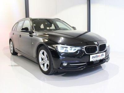 brugt BMW 320 d 2,0 Touring aut. ED