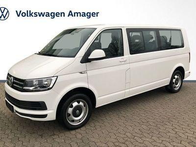 brugt VW Caravelle 2,0 TDi 199 Comfortl. DSG 4M lang