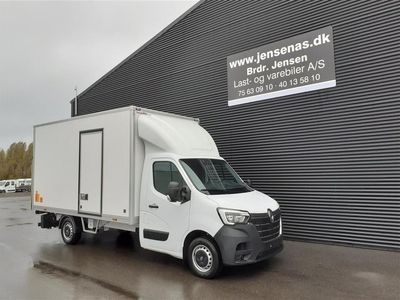 brugt Renault Master T35 ALUKASSE/LIFT 2,3 DCI 150HK Ladv./Chas. 2020