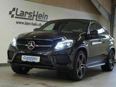 brugt Mercedes GLE43 AMG AMG Sport Coupé aut. 4Matic