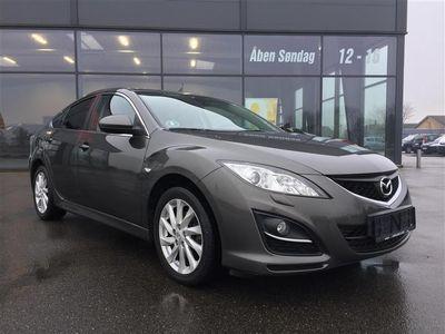 brugt Mazda 6 2,0 Premium 155HK 5d 6g