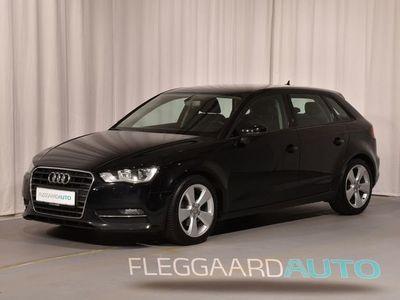 brugt Audi A3 1,6 TDI Ambition 110HK 6g