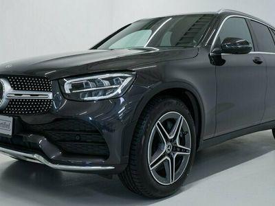 brugt Mercedes GLC220 d AMG Line aut. 4Matic 2020