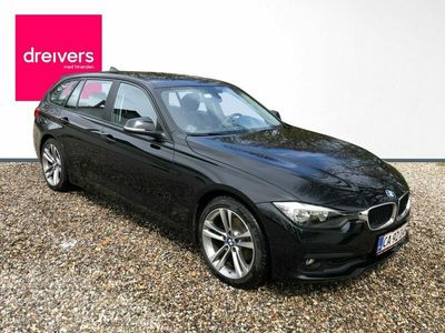 brugt BMW 320 320d Touring d Touring Steptronic, 190 hk. +++MED SERVICE INCLUSIVE OG REPAIR INCLUSIVE+++