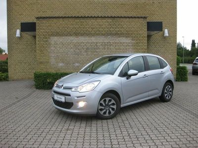 brugt Citroën C3 1,6 BlueHDi 100 Seduction Complet