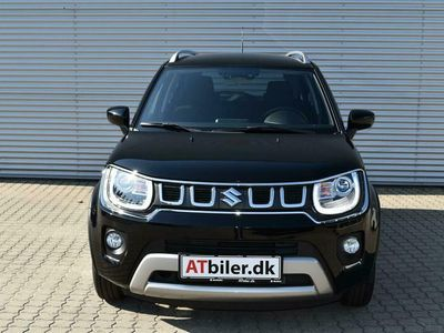 brugt Suzuki Ignis 1,2 Dualjet Mild hybrid Active AEB Hybrid 83HK 5d A++